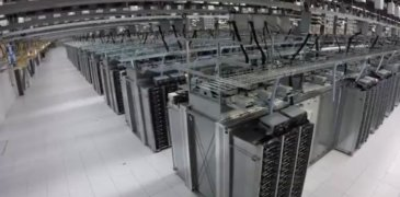 Video: So sieht ein Google Data Center von innen aus!