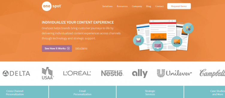 one spot-content-marketing-tool