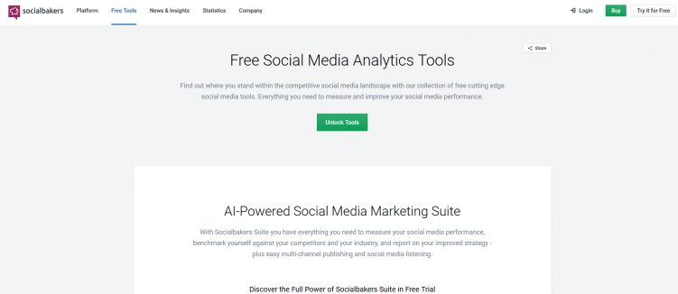 socialbakers-content-marketing-tool