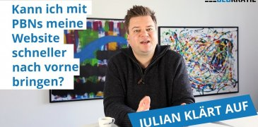 VIDEO: Was ist ein PBN (Private Blog Network)?