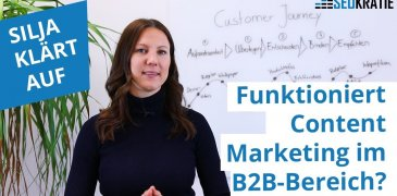Video: Funktioniert Content Marketing im B2B-Bereich?