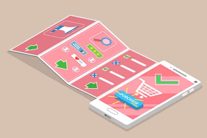 Mobile Customer Journey